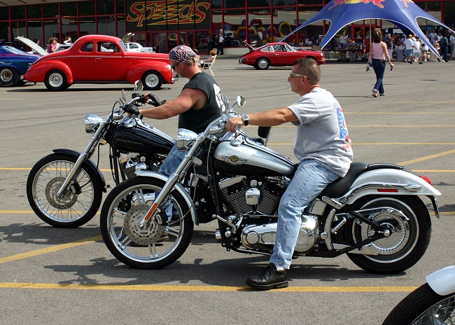 TYPES OF MOTORCYCLE INSURANCE