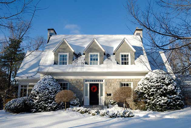 How To Winterize Your Home